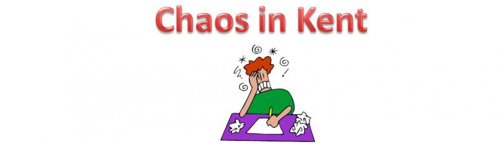 Debs' Chaos in Kent blog